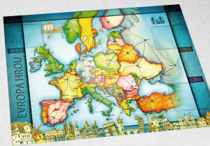 Evropa hrou_hraci deska