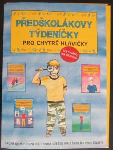 Předškolákovy týdeníčky 1